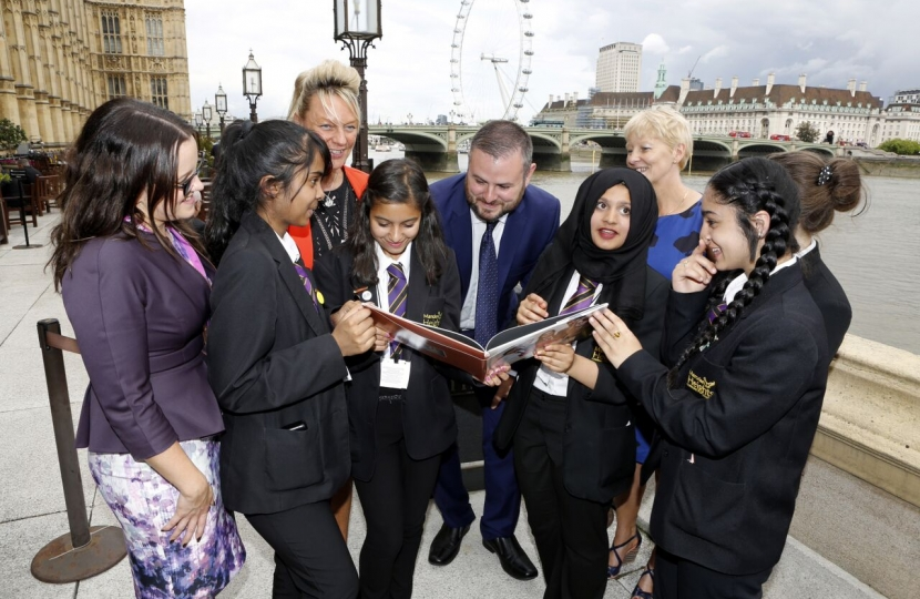School Visit to Parliament - Marsden Heights