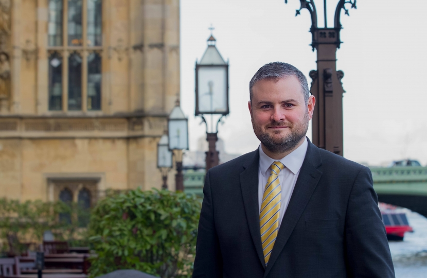 Andrew Stephenson, MP
